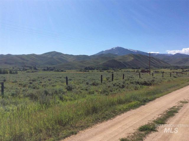 Lot 10 Smoky Dome Road, Fairfield, ID 83327 (MLS #98733726) :: Full Sail Real Estate