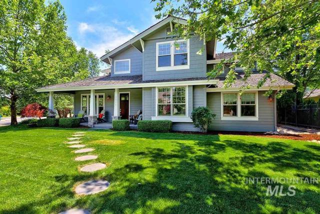 5511 W Lake River Lane, Boise, ID 83703 (MLS #98733735) :: Adam Alexander