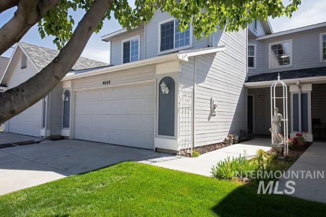 4688 N Hacienda Ave, Boise, ID 83703 (MLS #98733747) :: Adam Alexander