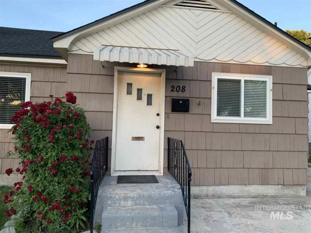 208 S Banner St, Nampa, ID 83651 (MLS #98733752) :: Jackie Rudolph Real Estate