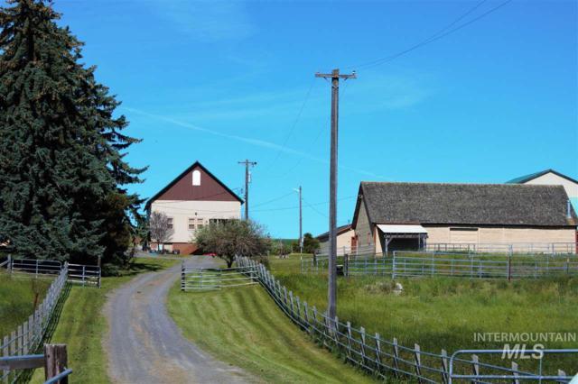 2993 Hwy 95 S, Genesee, ID 83832 (MLS #98733778) :: Bafundi Real Estate