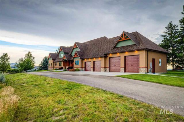 3889 N Holl Drive, Eagle, ID 83616 (MLS #98733794) :: Bafundi Real Estate