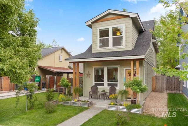 2310 N 31st, Boise, ID 83703 (MLS #98733799) :: Jon Gosche Real Estate, LLC