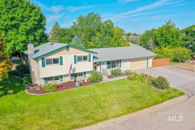 445 Aurora Drive, Nampa, ID 83686 (MLS #98733824) :: Legacy Real Estate Co.