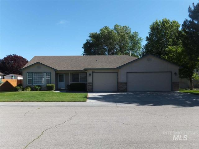 115 War Eagle Dr., Mountain Home, ID 83647 (MLS #98733947) :: Team One Group Real Estate