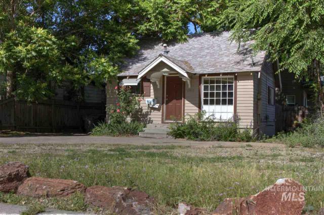2419 N. 28th Street, Boise, ID 83703 (MLS #98733949) :: Team One Group Real Estate