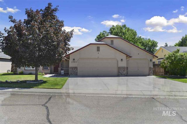 2589 E Tiger Lily Dr., Boise, ID 83716 (MLS #98734091) :: New View Team