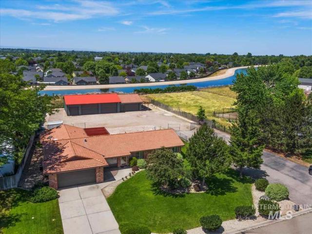 5787 S Latigo Drive, Boise, ID 83709 (MLS #98734155) :: Alves Family Realty