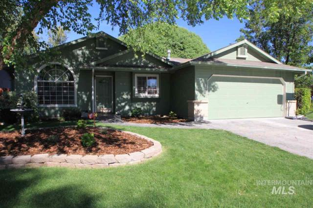 6756 N Waterlilly Way, Boise, ID 83714 (MLS #98734189) :: Epic Realty