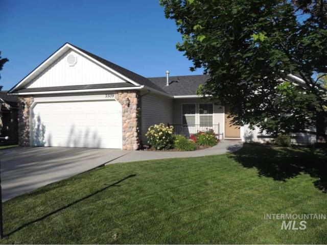 3509 Manchester Drive, Caldwell, ID 83605 (MLS #98734213) :: Epic Realty