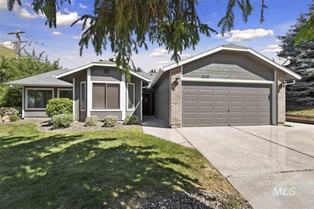 1212 W El Pelar Dr, Boise, ID 83702 (MLS #98734303) :: Givens Group Real Estate