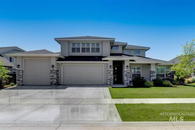 2927 S Bergman Way, Eagle, ID 83616 (MLS #98734315) :: Givens Group Real Estate