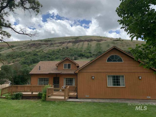 1005 Highway 3, Juliaetta, ID 83535 (MLS #98734344) :: Boise River Realty