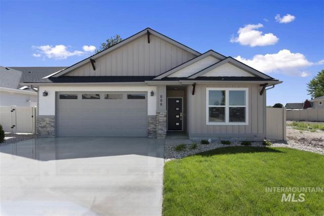 888 N Ash Pine Way, Meridian, ID 83642 (MLS #98734422) :: Full Sail Real Estate