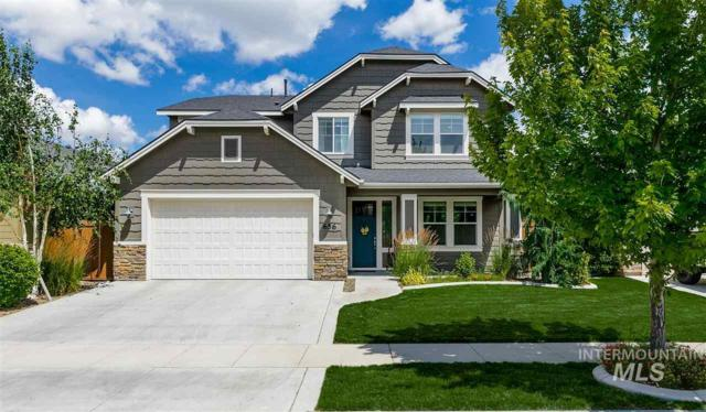 656 W Laughton Drive, Meridian, ID 83646 (MLS #98734505) :: Givens Group Real Estate