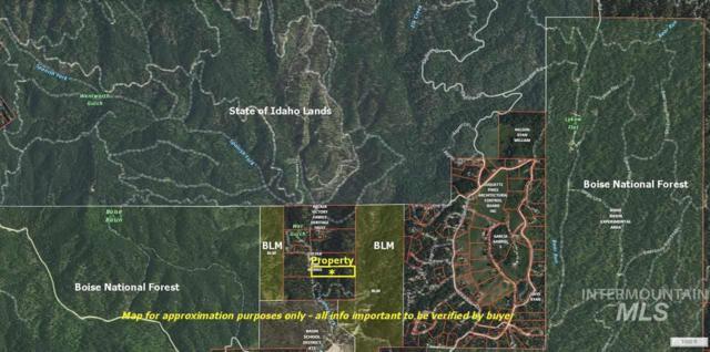 TBD Elk Creek Rd., Idaho City, ID 83631 (MLS #98734508) :: Jon Gosche Real Estate, LLC
