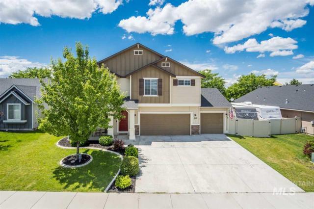 2119 N Firebrick Drive, Kuna, ID 83634 (MLS #98734690) :: Jon Gosche Real Estate, LLC
