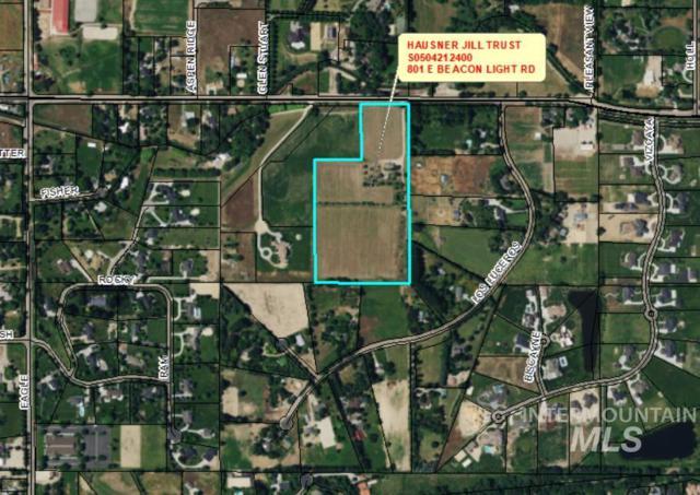 801 E Beacon Light Road, Eagle, ID 83616 (MLS #98734748) :: Jon Gosche Real Estate, LLC