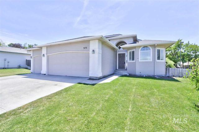 573 E Santolina, Kuna, ID 83634 (MLS #98734770) :: Jon Gosche Real Estate, LLC