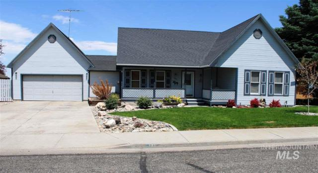 171 Cordova Avenue, Twin Falls, ID 83301 (MLS #98734794) :: Silvercreek Realty Group