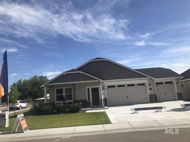 9237 W Tillamook Dr Sc Lot 24 Block, Boise, ID 83709 (MLS #98734879) :: Legacy Real Estate Co.