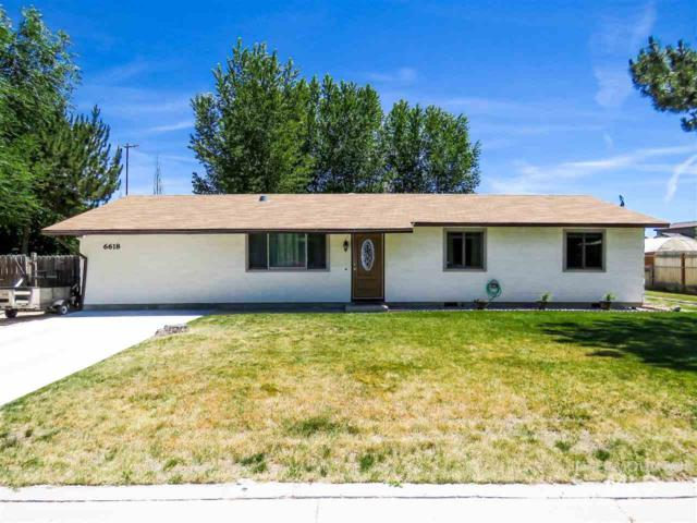 6618 S Valley Heights Dr, Boise, ID 83709 (MLS #98734886) :: Bafundi Real Estate