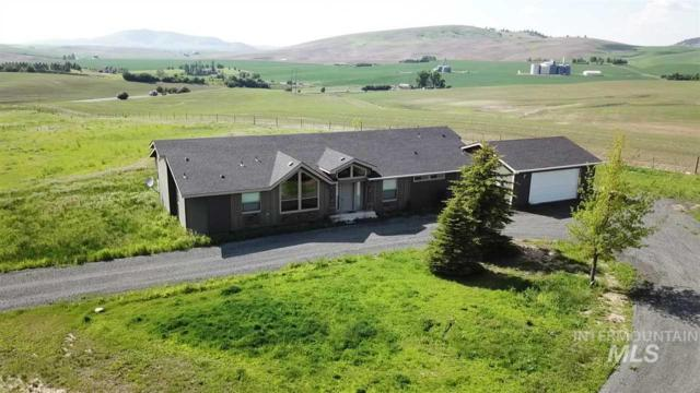 4780 Hwy 95 N., Moscow, ID 83843 (MLS #98734890) :: Jon Gosche Real Estate, LLC