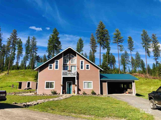 1378 Old Avon Rd., Deary, ID 83823 (MLS #98734896) :: Bafundi Real Estate