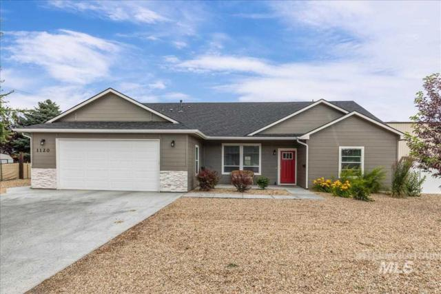 1120 S Florence St, Nampa, ID 83686 (MLS #98734932) :: Full Sail Real Estate