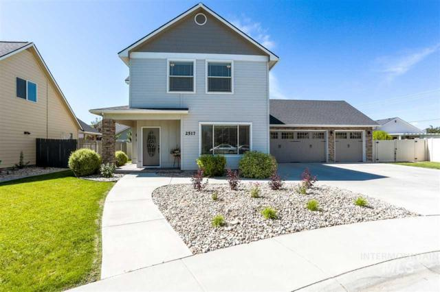 2517 W Sherman Avenue, Nampa, ID 83686 (MLS #98734981) :: Epic Realty