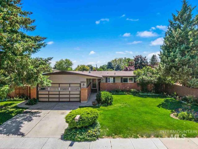 3655 N Kingswood Dr, Boise, ID 83704 (MLS #98734994) :: Epic Realty