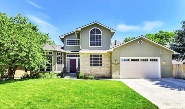 5876 W Drawbridge Drive, Boise, ID 83703 (MLS #98735005) :: Full Sail Real Estate