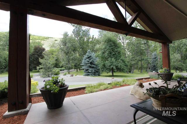 31569 Webb Creek Rd., Lapwai, ID 83540 (MLS #98735008) :: Full Sail Real Estate