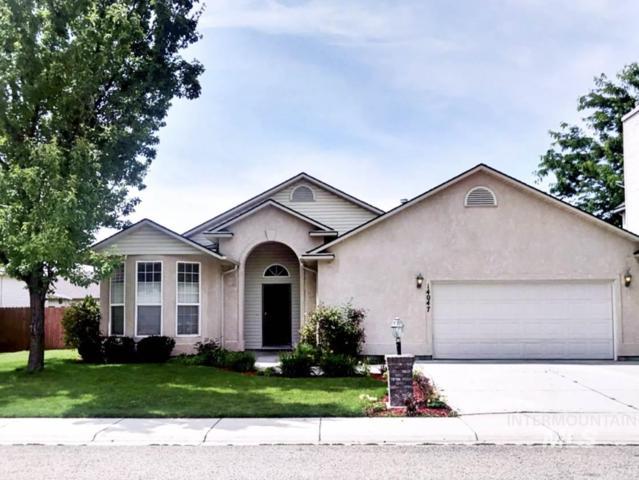 14047 W Rochester Drive, Boise, ID 83713 (MLS #98735012) :: Epic Realty