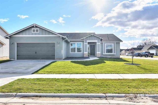 17547 N Bartee Way, Nampa, ID 83687 (MLS #98735041) :: Silvercreek Realty Group