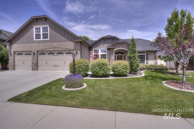 2652 W Divide Creek, Meridian, ID 83646 (MLS #98735048) :: Silvercreek Realty Group