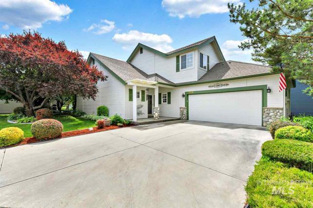 2346 N Crooked Creek Lane, Meridian, ID 83646 (MLS #98735058) :: Silvercreek Realty Group