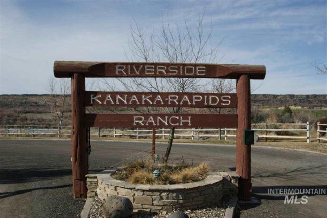 206 Riverside At Kanaka Rapids, Buhl, ID 83316 (MLS #98735163) :: Boise River Realty