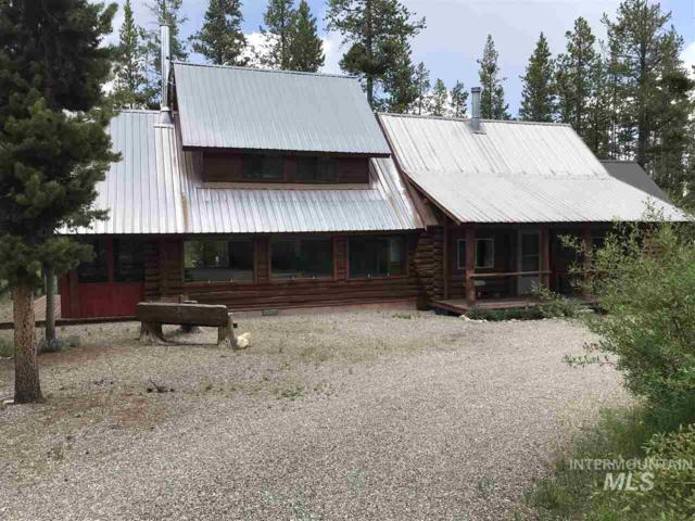 100 Valley Way, Stanley, ID 83278 (MLS #98735259) :: Boise River Realty