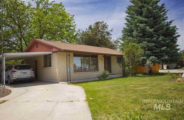 3975 Teal Ave, Pocatello, ID 83201 (MLS #98735519) :: Jon Gosche Real Estate, LLC