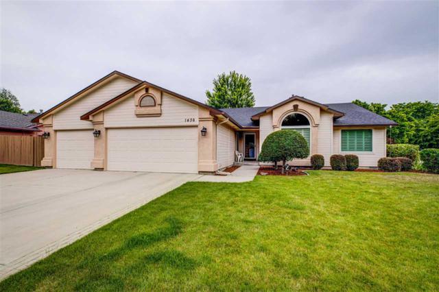 1436 E Fairway Drive, Eagle, ID 83616 (MLS #98735594) :: Full Sail Real Estate
