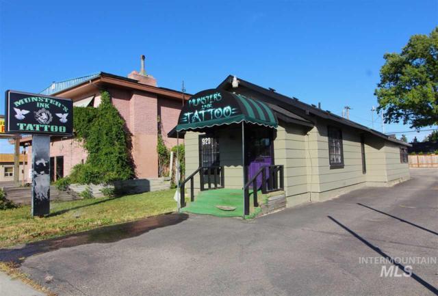 920 12th Ave S, Nampa, ID 83651 (MLS #98735966) :: Jon Gosche Real Estate, LLC