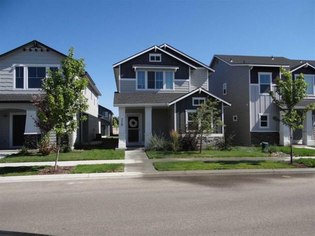 716 E Boardwalk Row Dr, Meridian, ID 83642 (MLS #98736260) :: Boise River Realty