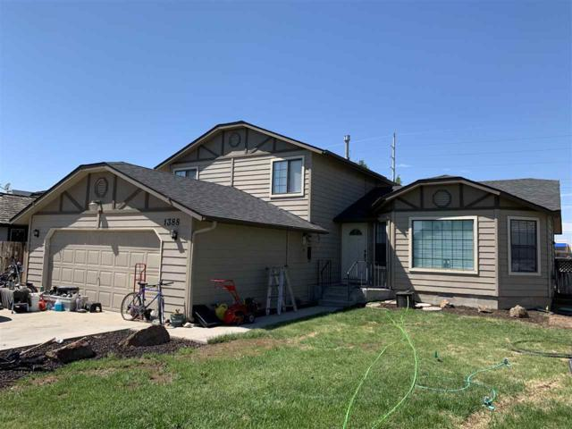 1388 W Crest Wood Dr., Meridian, ID 83642 (MLS #98736355) :: Givens Group Real Estate