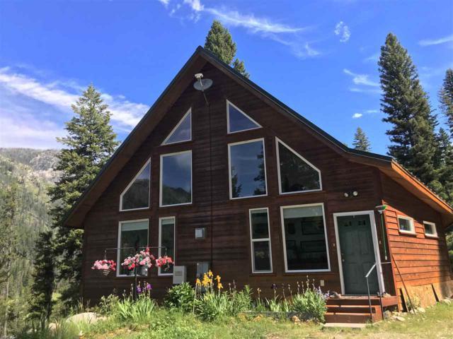 1700 Johnson Creek Road, Cascade, ID 83611 (MLS #98736416) :: Boise River Realty