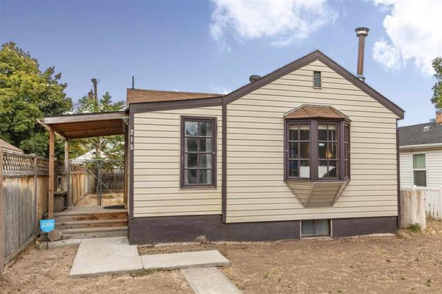 215 Polk St., Twin Falls, ID 83301 (MLS #98736500) :: Jon Gosche Real Estate, LLC
