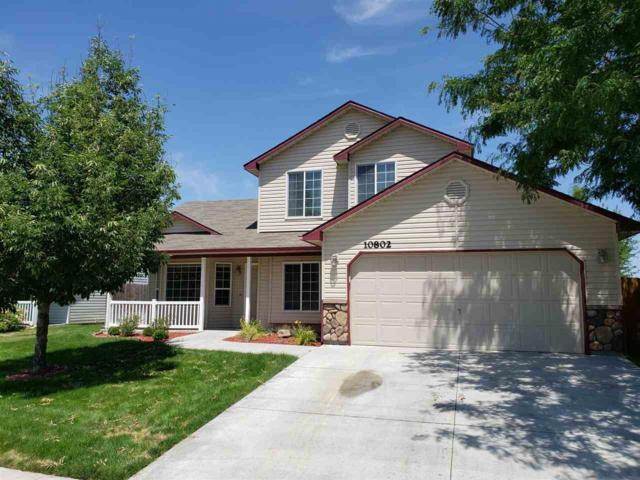10802 Hackberry Street, Nampa, ID 83687 (MLS #98736822) :: Jon Gosche Real Estate, LLC