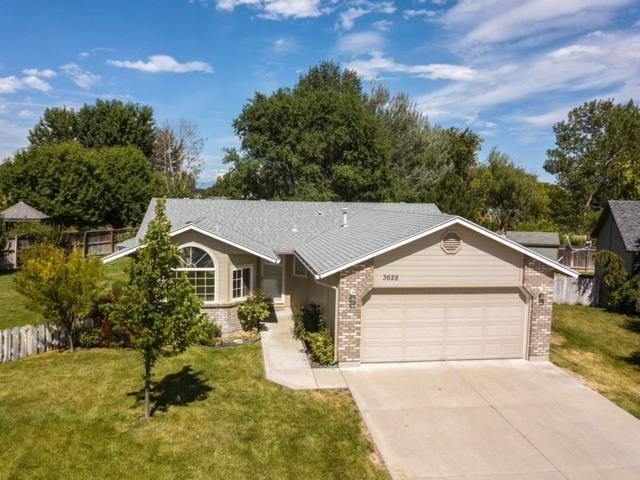 3628 Parkview Avenue, Nampa, ID 83687 (MLS #98736867) :: Juniper Realty Group