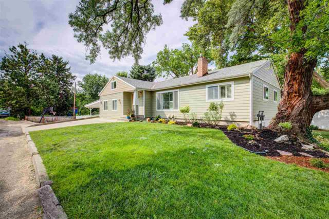 3221 N Treasure, Boise, ID 83703 (MLS #98736957) :: Jon Gosche Real Estate, LLC