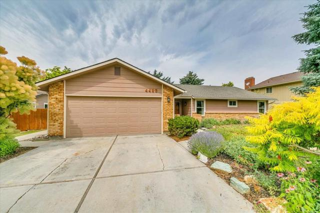 4483 S Cochees Way, Boise, ID 83709 (MLS #98737017) :: Team One Group Real Estate
